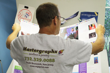 Mastergraphx excellence in printing